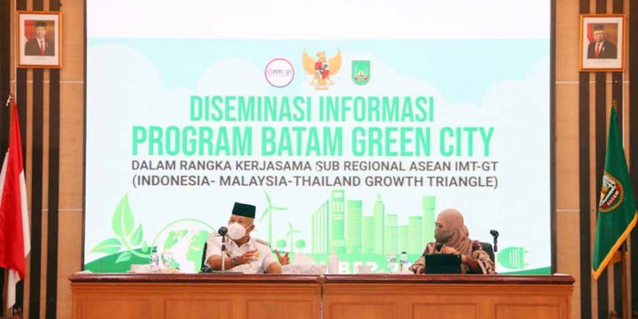 Green City Bakal Disandang Batam 22