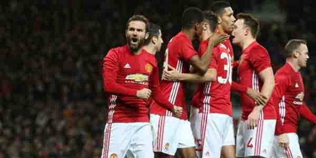 "Manchester United ""HANTAM"" Hull City 2-0"