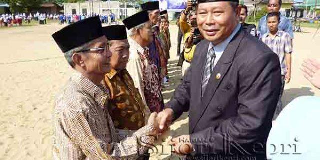 Abdul Haris, Sosok Pemimpin Ideal Kabupaten Anambas