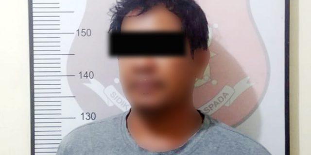 Polisi Bekuk Pelaku Pencurian Emas dan Prabotan Rumah