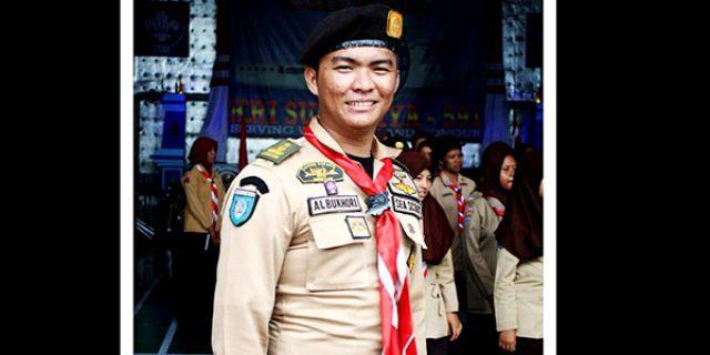 """Karena Pramuka """"ALBUKHORI"""" Bisa Keliling Indonesia"""