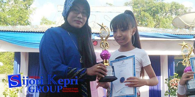 """Putri Wakapolres Bintan """"17 KALI JUARA MODEL ANAK-ANAK"""""""