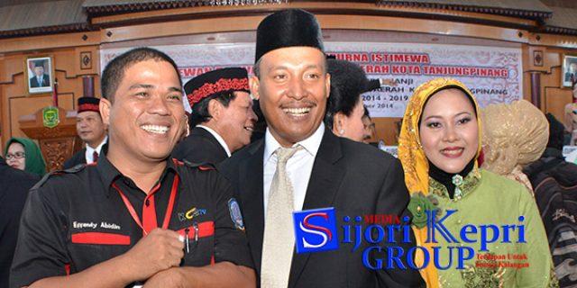 "Pemko Tanjungpinang ""TERLALU FANATIK"" Dengan ""NON TUNAI"""