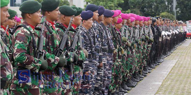 "Jelang Pemilu 2019, Polda Kepri Gelar Operasi ""MANTAP BRATA SELIGI 2018"""