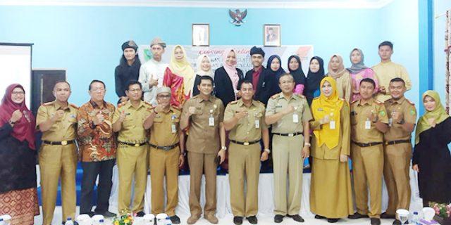 2019, Disnakertran Natuna Latih 205 Tenaga Kerja