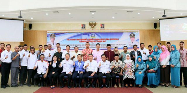 "DPMD Bintan Gelar Pelatihan ""MANAJEMEN BUMDes"""