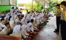 Pelajar SMAN 2 Karimun Ikuti Program Police Go To School