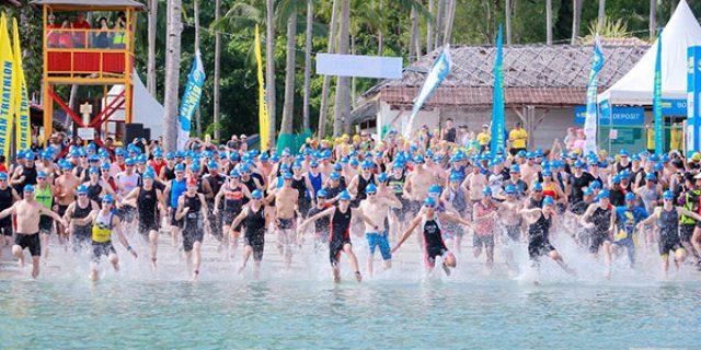 Triathlon Ke 15 Kembali Digelar di Bintan Lagoon Resort