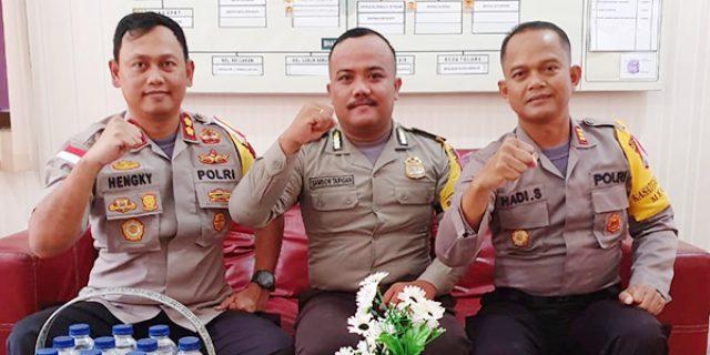 Bripka Samson Tarigan Wakili Polda Kepri Ikuti Lomba Bhabinkamtibmas Teladan