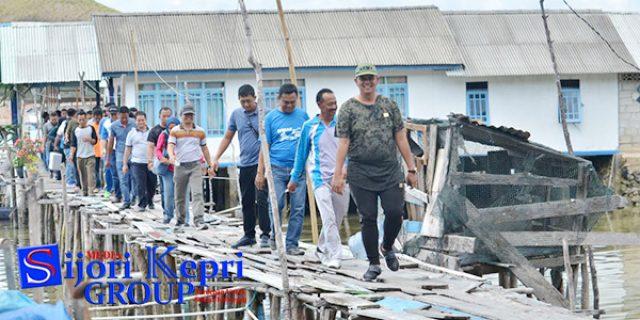 """Bupati Bintan Minta Dana Desa Diprioritaskan """"UNTUK INFRASTRUKTUR"""""""