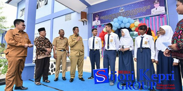 """SD dan SMP di Bintan Mulai Terapkan """"SISTEM ONLINE"""""""