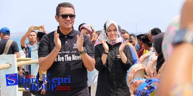 """Kunjungi Selat Limau, Bupati Bintan """"TEPIS SEJUMLAH ISU"""""""
