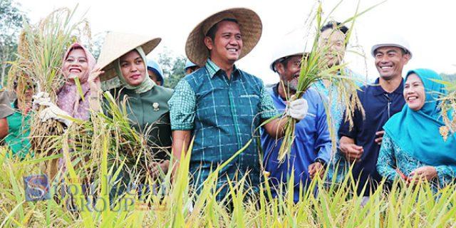 "Tahun 2018, Petani Bintan Miliki 98 Ton ""PUPUK BERSUBSIDI"""