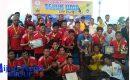 """Rafiq Tutup Turnament Sepak Bola """"TELUK UMA CUP 2018"""""""