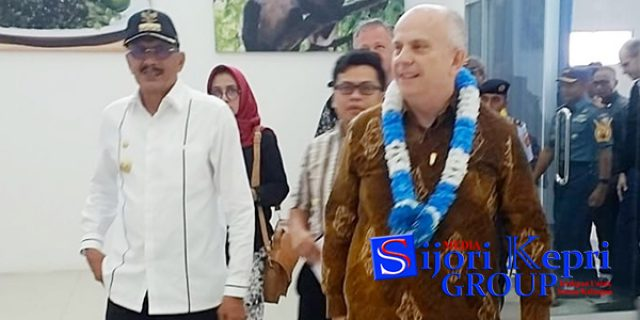 """Duta Besar Amerika Serikat Untuk Indonesia """"KUNJUNGI NATUNA"""""""