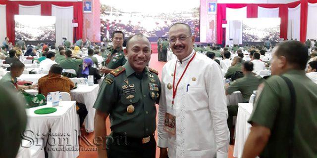 "Bupati Natuna Diundang Ikuti Rapat Paripurna ""TNI TMMD di JAKARTA"""