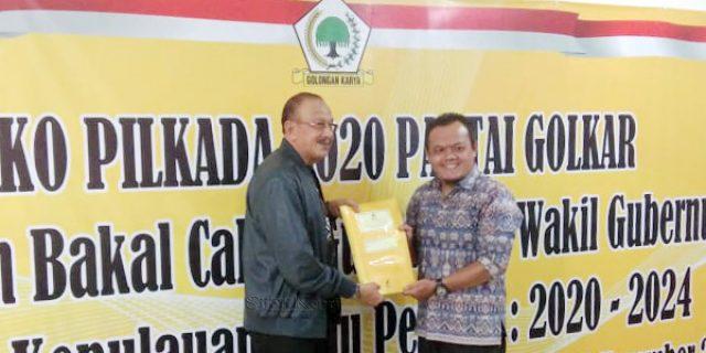 Hamid Rizal Siap Maju Pemilihan Gubernur/Wakil Gubernur Kepri