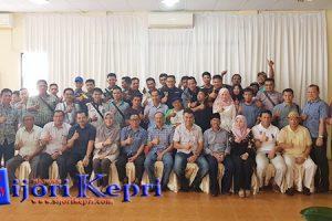 "Bupati Hamid Rizal Coffee Morning dan Dialog Bersama ""WARTAWAN NATUNA"""