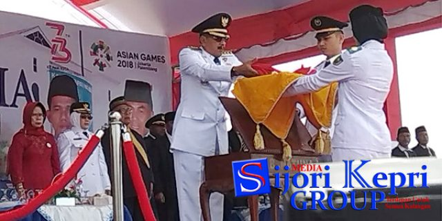 "Hamid Rizal Jadi Irup ""HUT RI Ke 73"""