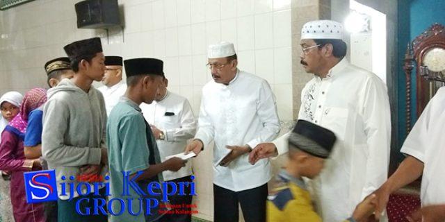 """Nuzul Quran di Natuna, 100 Orang Tidak Mampu """"DAPAT SANTUNAN"""""""