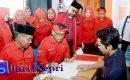 """PDI-P Tanjungpinang """"SERAHKAN DOKUMEN PARTAI Ke KPU"""""""