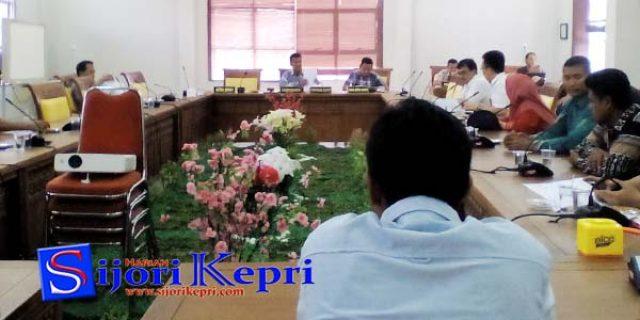 """DPRD Hentikan Kegiatan CUT and FILL """"PT LINDUNG ALAM RAYA"""""""
