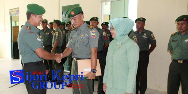 "Kapten Inf Taufiq Sihombing Jabat ""DANRAMIL 16 KODIM 0313/KAMPAR"""