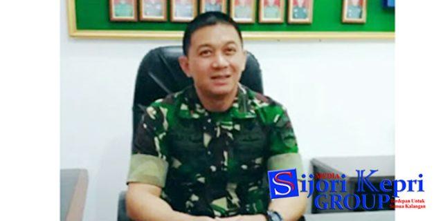 "Upacara ""HUT TNI Ke 73"" di Pusatkan di Batalyon Komposit I/Gardapati"