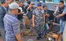 """Tim WFQR Lantamal IV Bekuk Tug Boat """"BERMUATAN BBM ILEGAL"""""""