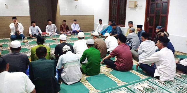 Danlantamal IV Hadiri Acara Tasyakuran Masjid Al Ikhsan