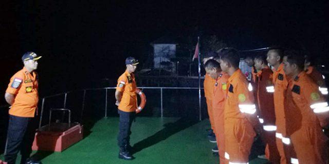 SAR Gagal Temukan Tiga Korban Kapal TKI Tenggelam