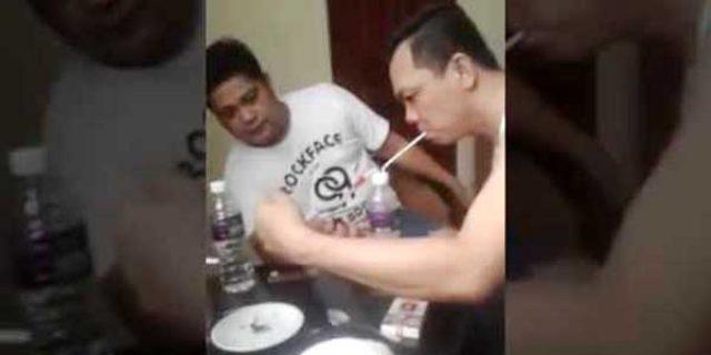 """[Video] Viral, Dua Oknum Anggota DPRD """"KONSUMSI NARKOBA"""""""