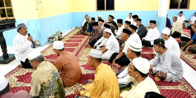 "Nurdin : Penuhi Masjid ""JEMPUT KEBERKAHAN"""