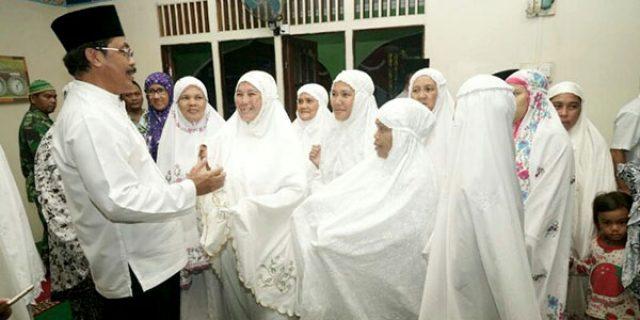 "Sisa Ramadhan, Nurdin Ajak ""JEMPUT KEBERKAHAN"""