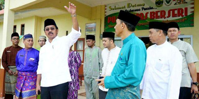 """Rangkaian Safari Ramadhan di Lingga """"NURDIN SINGGAH di 3 PULAU"""""""