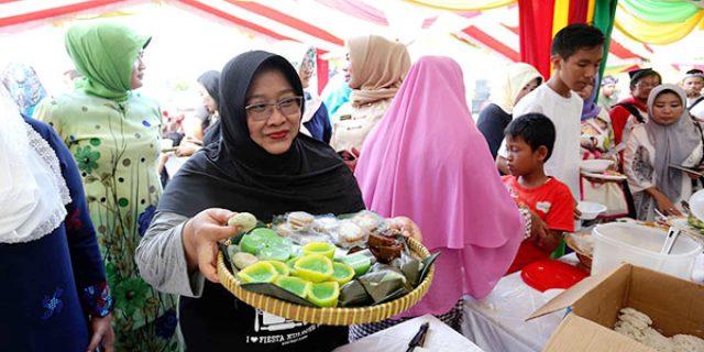 "Noor Lizah Nurdin Basirun Buka ""FESTIVAL KULINER"""