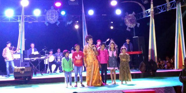 Disparbud Anambas Gelar Festival Padang Melang