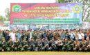"""Nurdin Hadiri Penutupan """"TNI MANUNGGAL MASUK DESA"""" ke 97"""