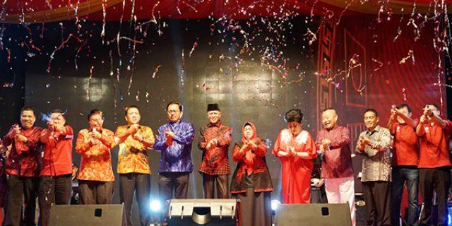 Gubernur dan Walikota Tanjungpinang Hadiri Perayaan Tahun Baru Imlek 2570/2019