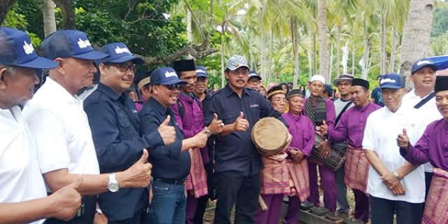 Gubernur Kepri Buka Festival Pulau Senua 2019