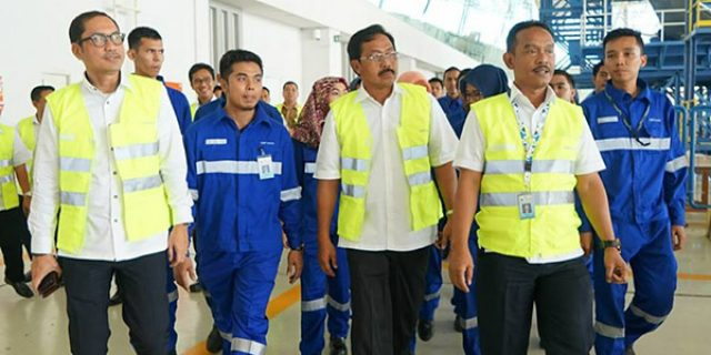 """Nurdin Dukung Ekspansi """"GMF Aeroasia DI BATAM"""""""