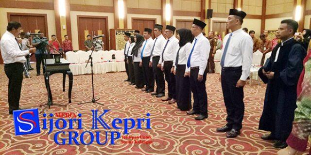 """Nurdin Lantik 9 Anggota """"BPSK TANJUNGPINANG"""""""