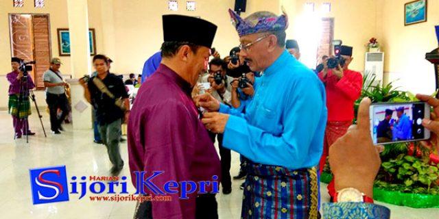 "Hamid Rizal : Jadikan Anugrah Satyalancana Karya Satya ""MOTIVASI PRESTASI KERJA"""