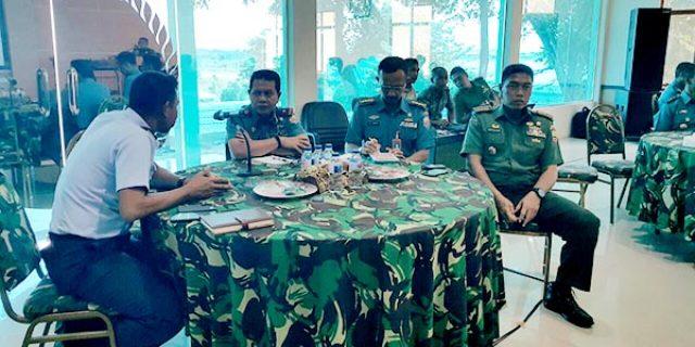"""""""KOREM 033/WIRA PRATAMA"""" Meriahkan HUT TNI ke 72 Dengan Berbagai Lomba"""