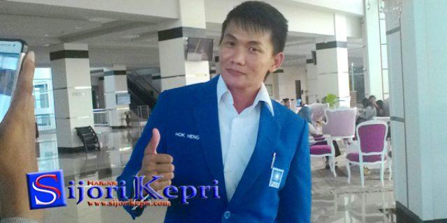 """Hok Heng : PAN Itu Partai Berbasis Nasional """"BUKAN AGAMIS"""""""