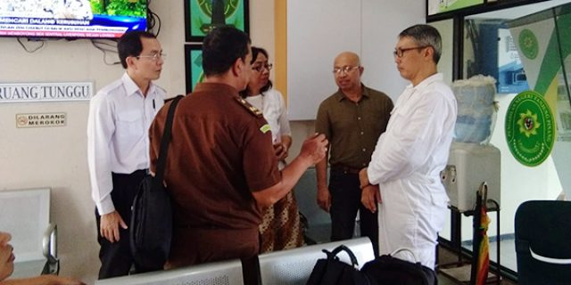 Diduga Langgar UU Pelayaran, Sidang Terdakwa WN Myanmar Ditunda