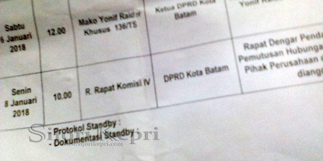 """RDP Komisi IV DPRD Batam Terkait PHK Sepihak """"BATAL"""""""
