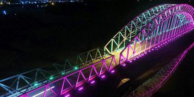 Jembatan Raja Hamidah Inspirasikan Persatuan