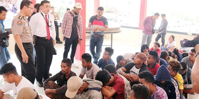 Polda Kepri Gagalkan Pengiriman 29 Pekerja Ilegal ke Malaysia
