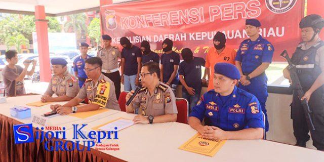 """PoIisi Gagalkan Penyelundupan """"12 PEKERJA MIGRAN INDONESIA"""""""
